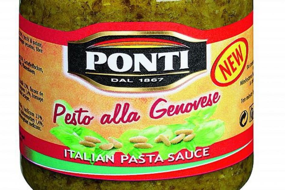 Pesto z bazylią marki Ponti