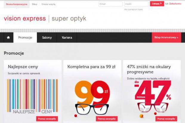 Vision Express przejął Rayner Opticians. W Polsce sieć chce mieć 300 salonów