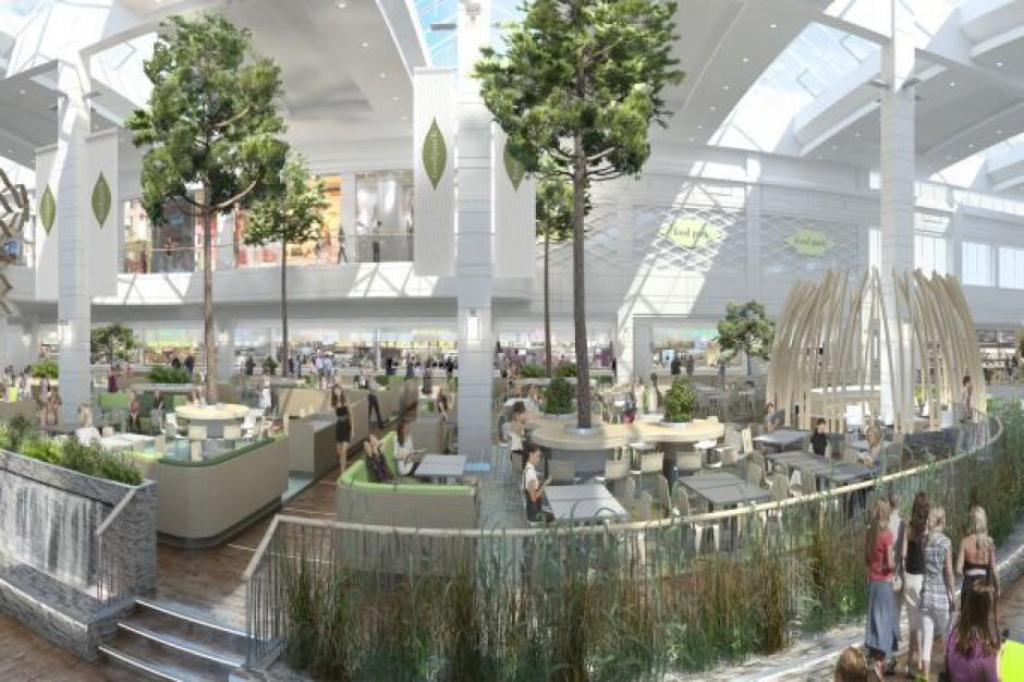 Przebudowa food courtu w Arkadii będzie kosztować 20 mln zł