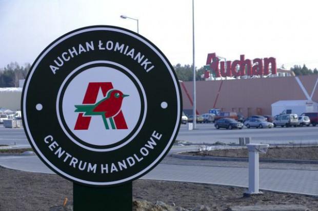 Auchan cenami chce przyciągnąć klientów do przejętych sklepów Real