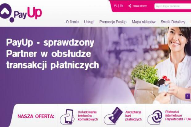 Eurocash chce przejąć spółkę PayUp Polska, posiadającą sieć termnali w sklepach