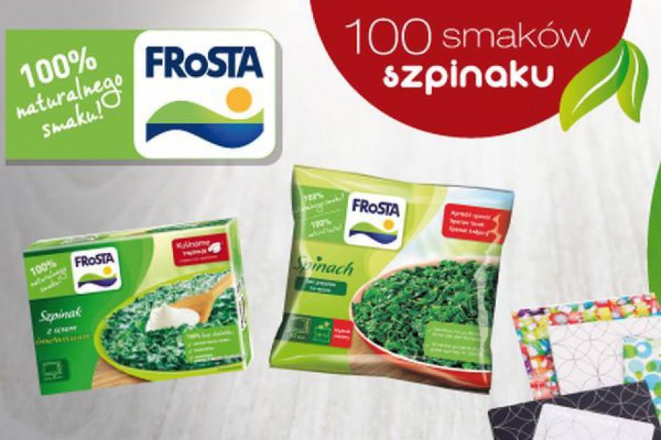 Frosta wspiera sprzedaż konkursem kulinarnym
