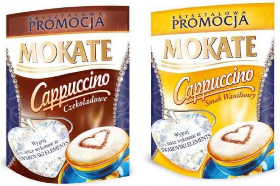 Konsumencka promocja Mokate Cappuccino