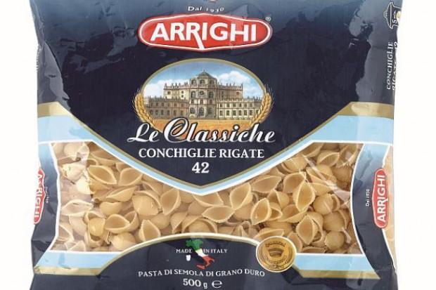 Małe muszelki Arrighi - makaron do zup i sosów