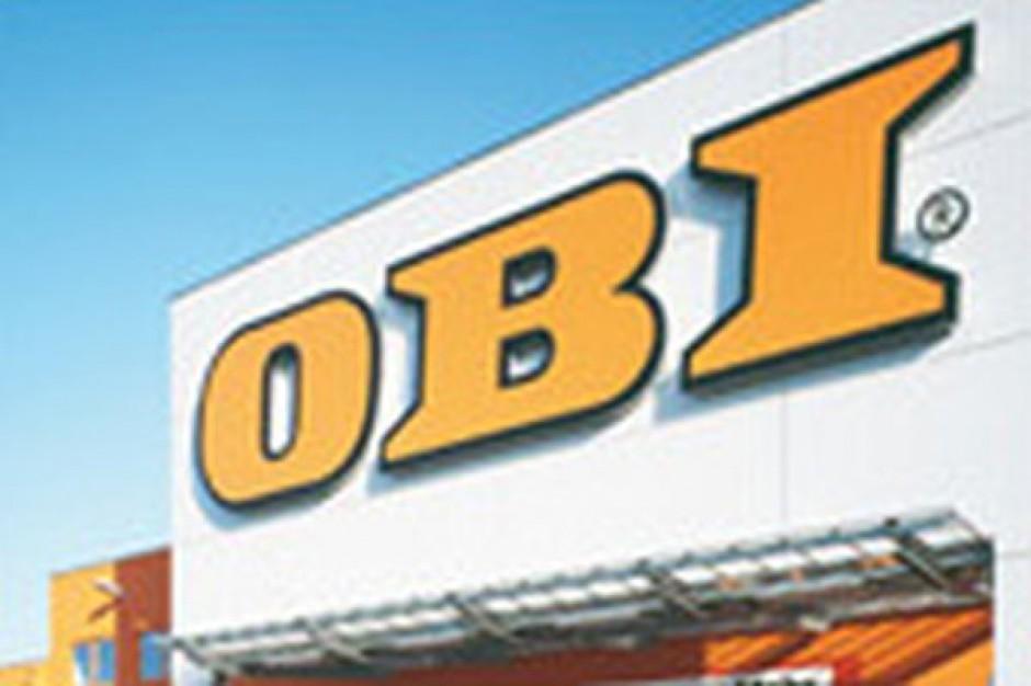 Obi przejmie sklepy Praktiker w Polsce