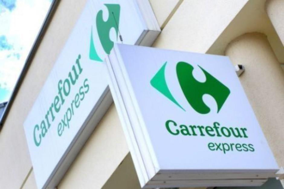 Carrefour w rok otworzył 111 sklepów convenience. Zapowiadał 200 - 250 rocznie