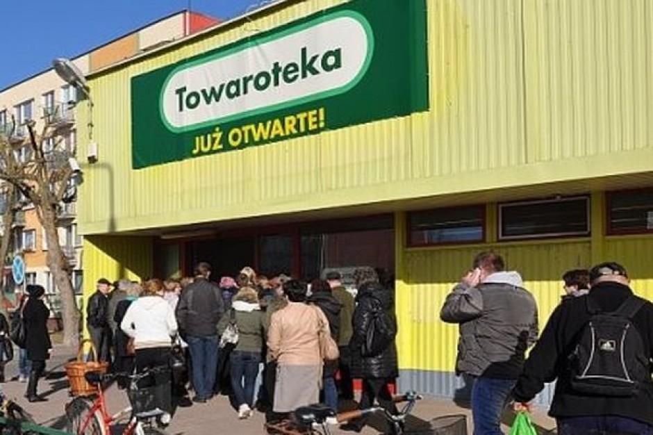 Właściciel Biedronki otwiera dyskonty non-food