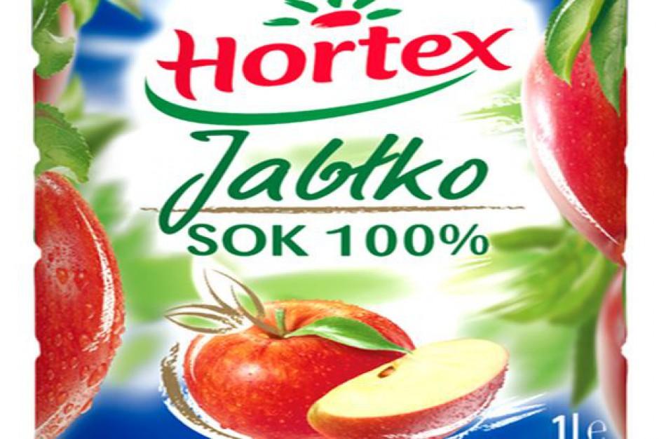 Soki Hortex w nowych opakowaniach