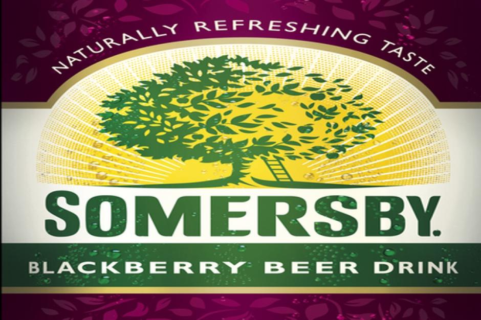 Nowy wariant napoju piwnego Somersby