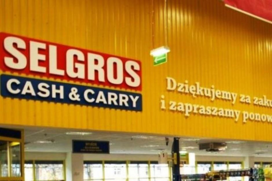 Selgros uruchomił sklep internetowy dla firm