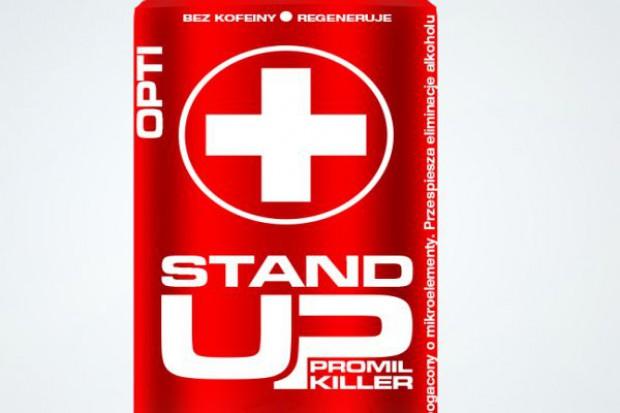 Napój Stand Up na skutki kaca