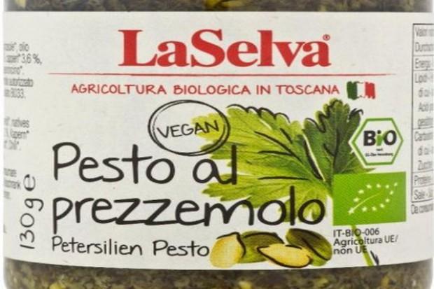 BIO Pesto z pietruszki od marki LaSelva