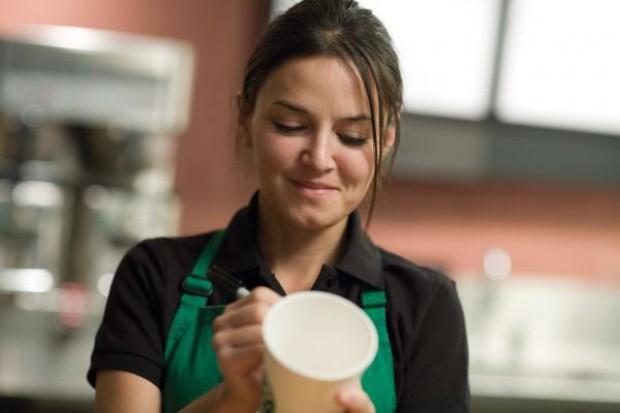 Starbucks chce się rozwijać także w mniejszym formacie