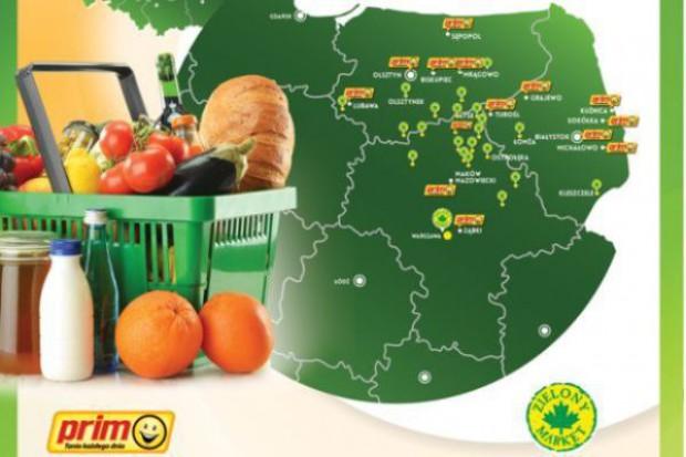 SPS Handel stawia na markę Prim. Zielony Market zniknie z rynku
