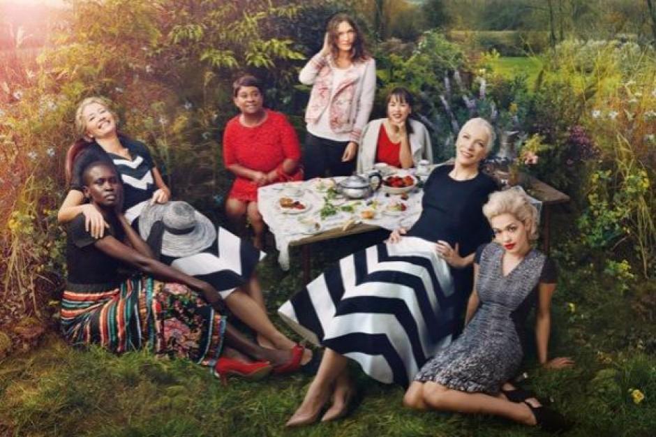 Emma Thompson, Annie Lennox i Rita Ora w kampanii Marks&Spencer