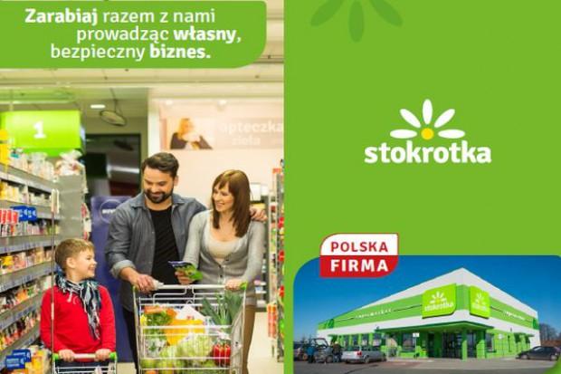Dzięki franczyzie Stokrotka chce potroić liczbę sklepów