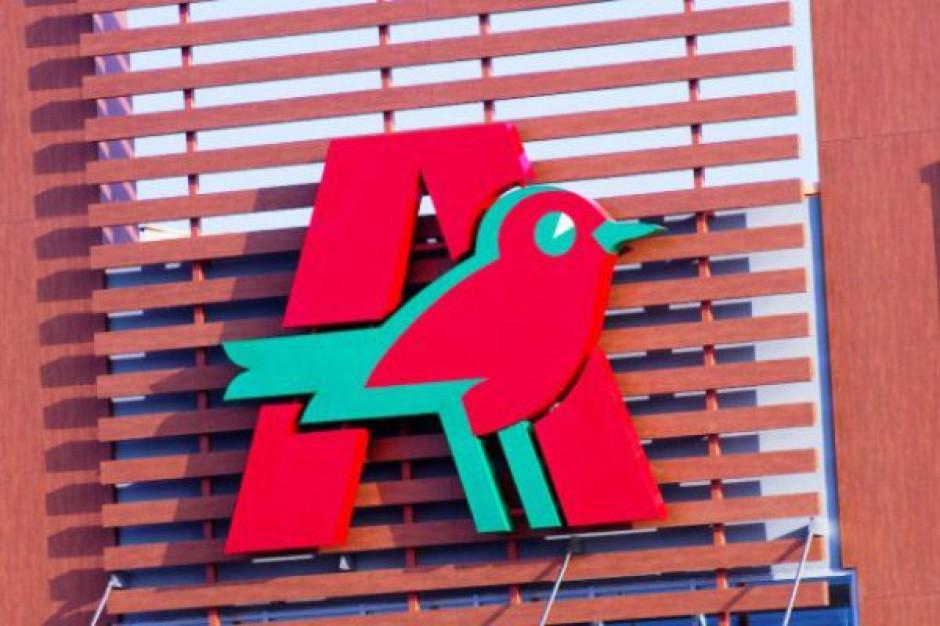 Auchan: Musimy odzyskać klientów, których stracił Real