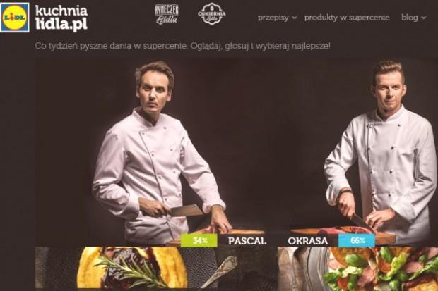 Użytkownicy kuchnialidla.pl wydają rocznie o 132 mln zł więcej w sklepach Lidla, bo korzystają z serwisu