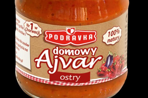 Domowy Ajvar Podravka
