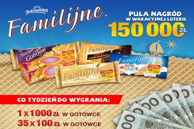 Rusza druga edycja loterii marki Familijne