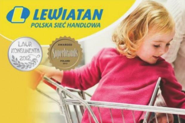 W ciągu trzech miesięcy sieć Lewiatan powiększyła się o 74 sklepy