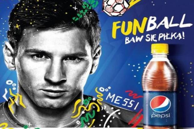 Lionel Messi w kampanii Pepsi