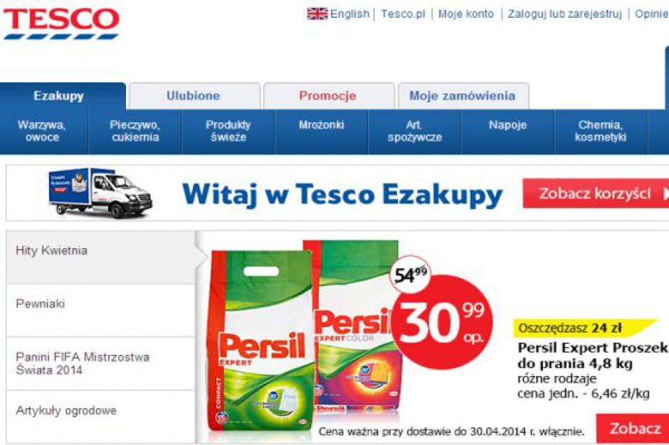 Milionowy klient usługi Tesco Ezakupy