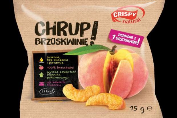Nowe smaki Crispy Natural