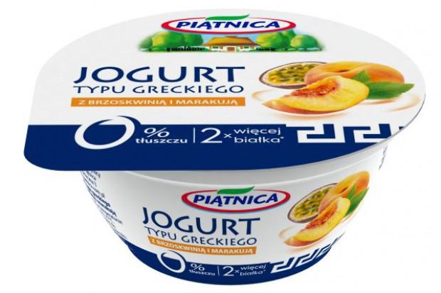 Piątnica rozszerza ofertę o jogurty