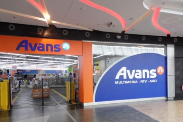 Właściciel sieci Avans złożył wniosek o ogłoszenie upadłości