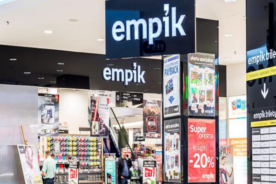 Do końca roku Empik chce otworzyć 15 sklepów