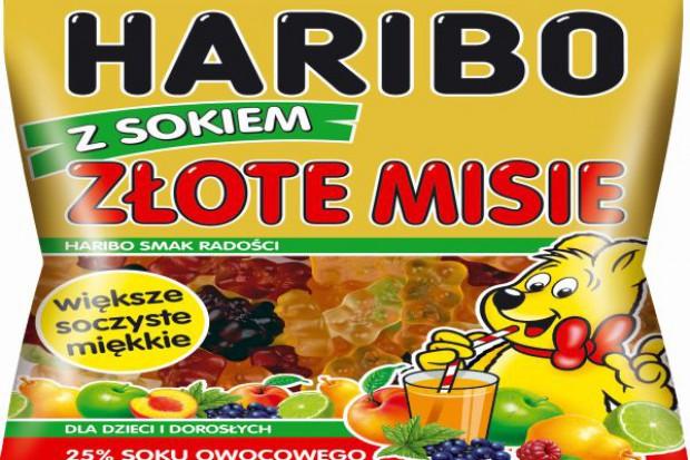 Nowa odsłona Złotych Misiów z Sokiem od Haribo