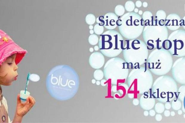 Delko chce mieć 200 sklepów Blue Stop do końca roku