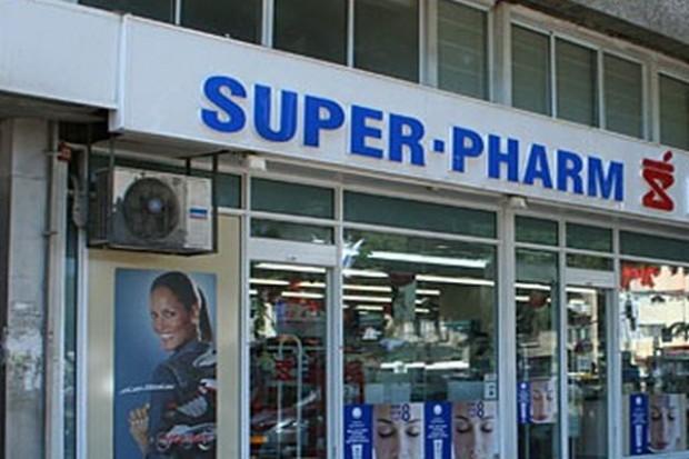 Przychody sieci Super-Pharm w Polsce na poziomie 820 mln zł