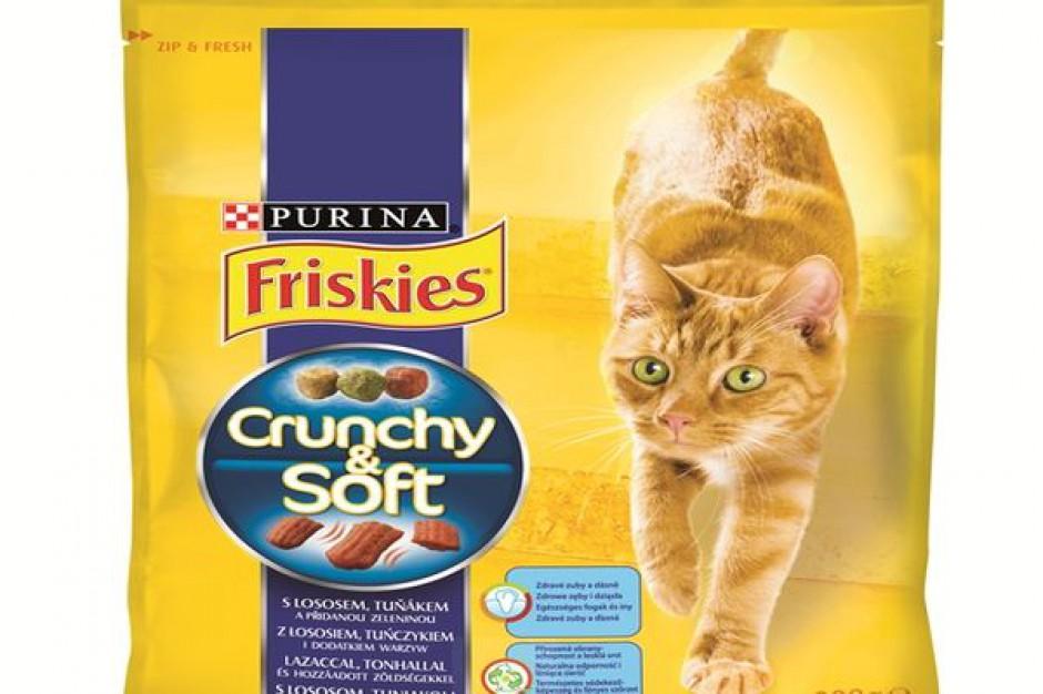 Nowe karmy dla kotów od marki Friskies