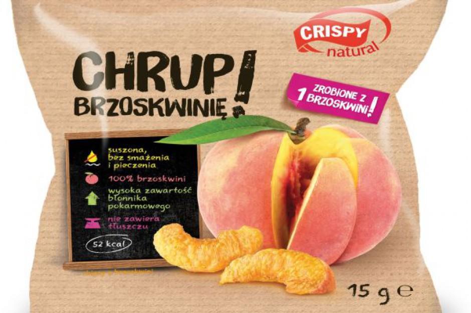 Nowości od Crispy Natural