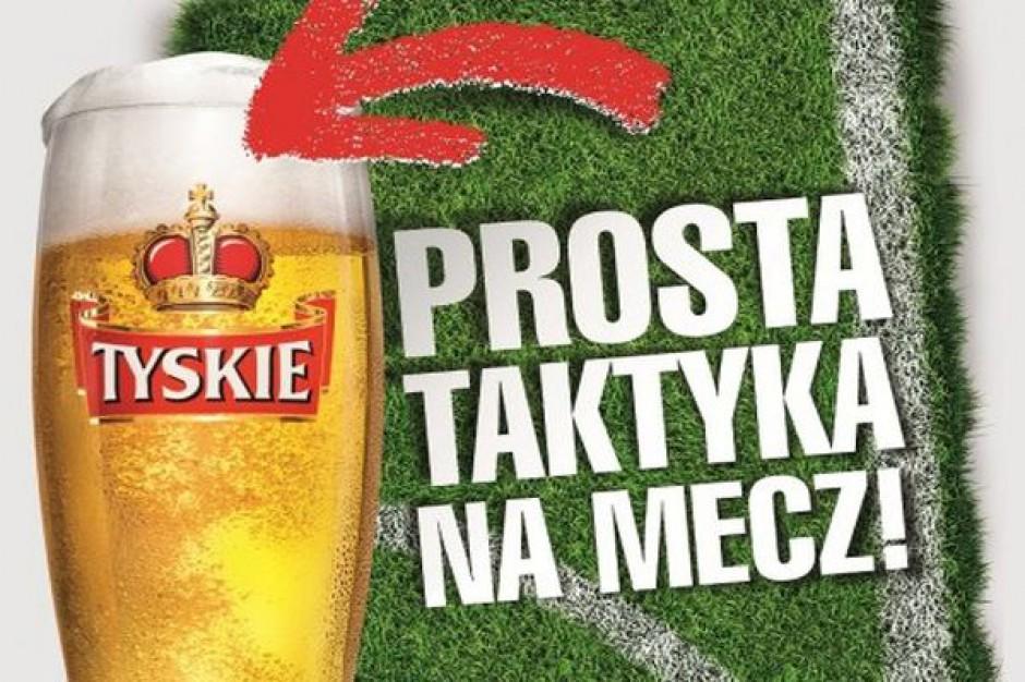 Arkadiusz Jakubik w kampanii piwa Tyskie
