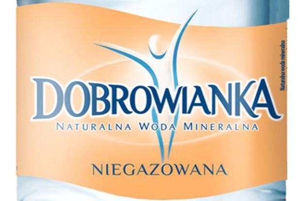 Nowa kampania wody Dobrowianka