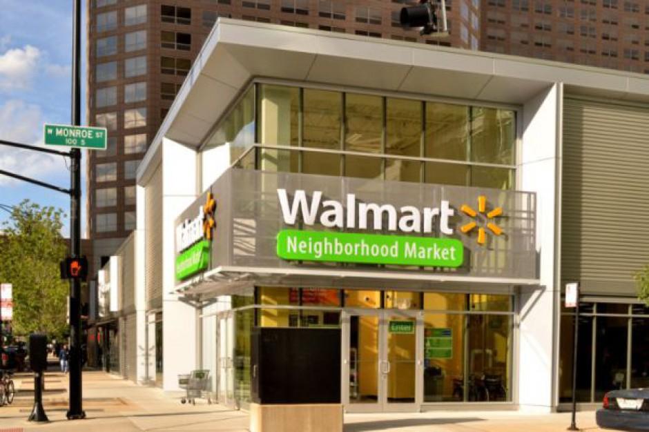 """Wal-Mart chce mieć sklepy """"po sąsiedzku"""" - mały format rozdaje karty"""
