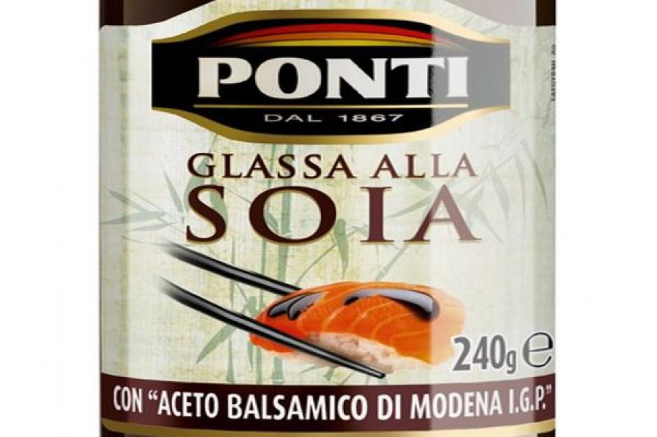 Oryginalna włoska Glassa Sojowa Ponti