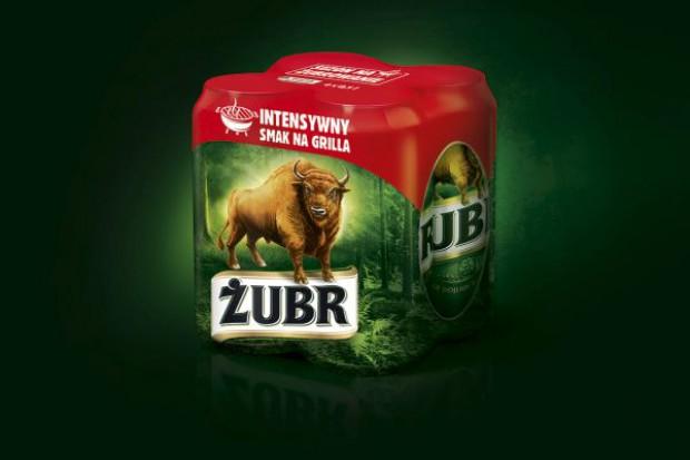 Rebranding marki Żubr