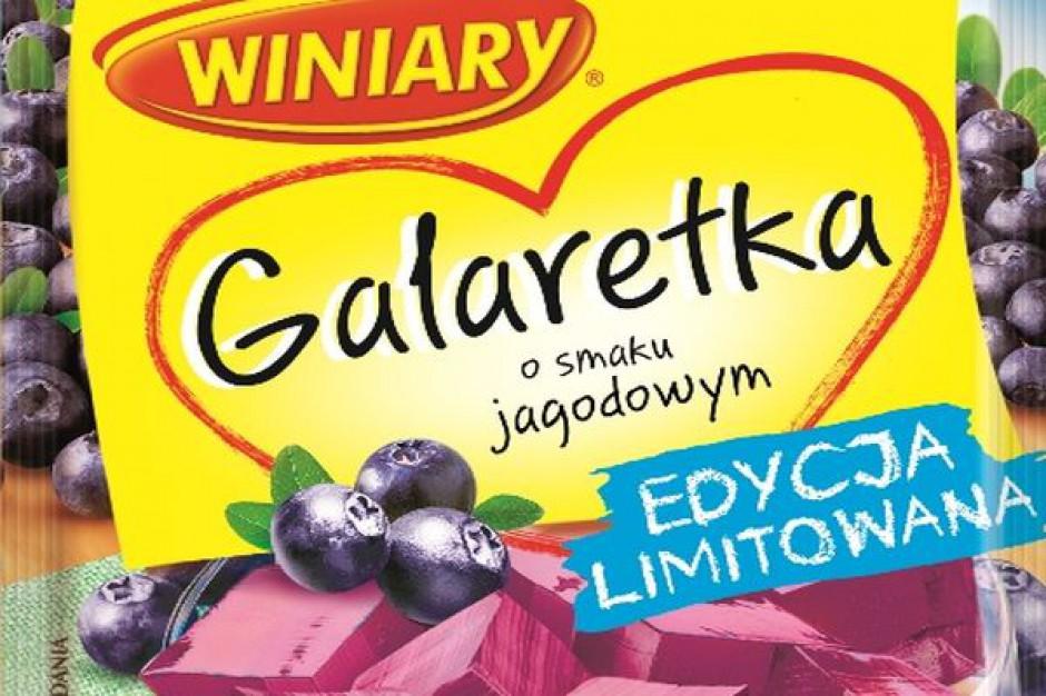 Limitowana edycja galaretek od marki Winiary