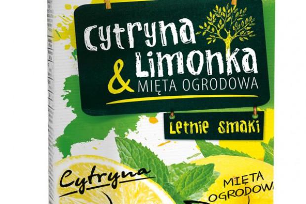 Hortex z dwoma letnimi smakami lemoniady