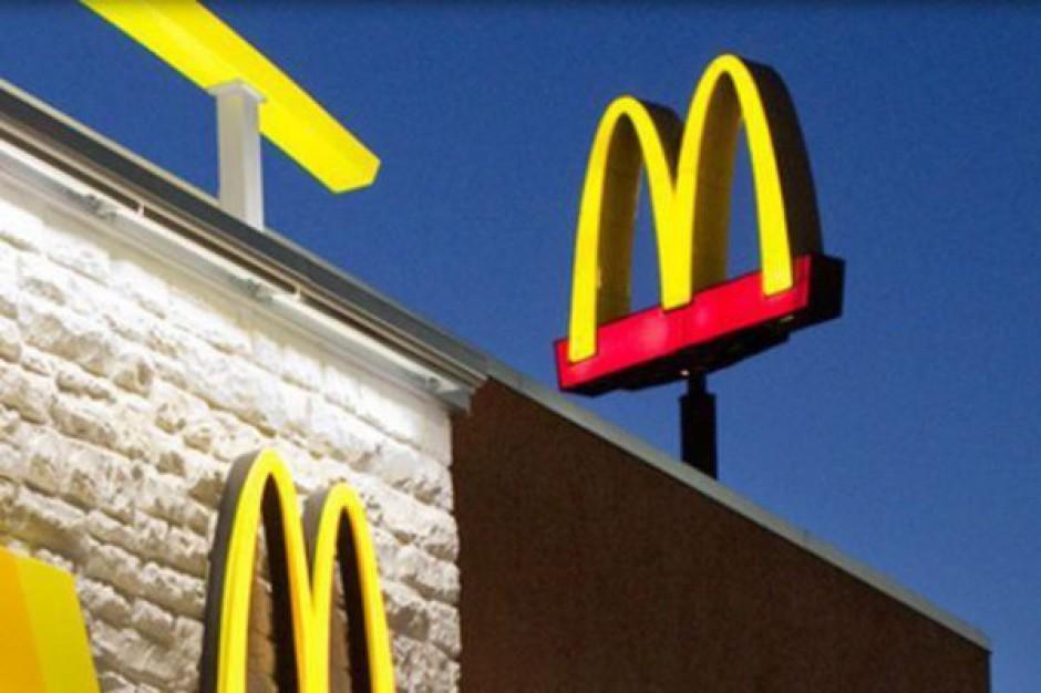 Licencje na prowadzenie McDonaldów ma w Polsce 59 osób