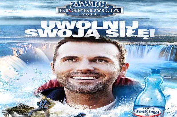 Promocja konsumencka wody i napojów Żywiec Zdrój