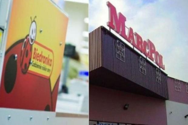 UOKiK: Właściciel sieci Biedronka może przejąć 11 sklepów Marcpol