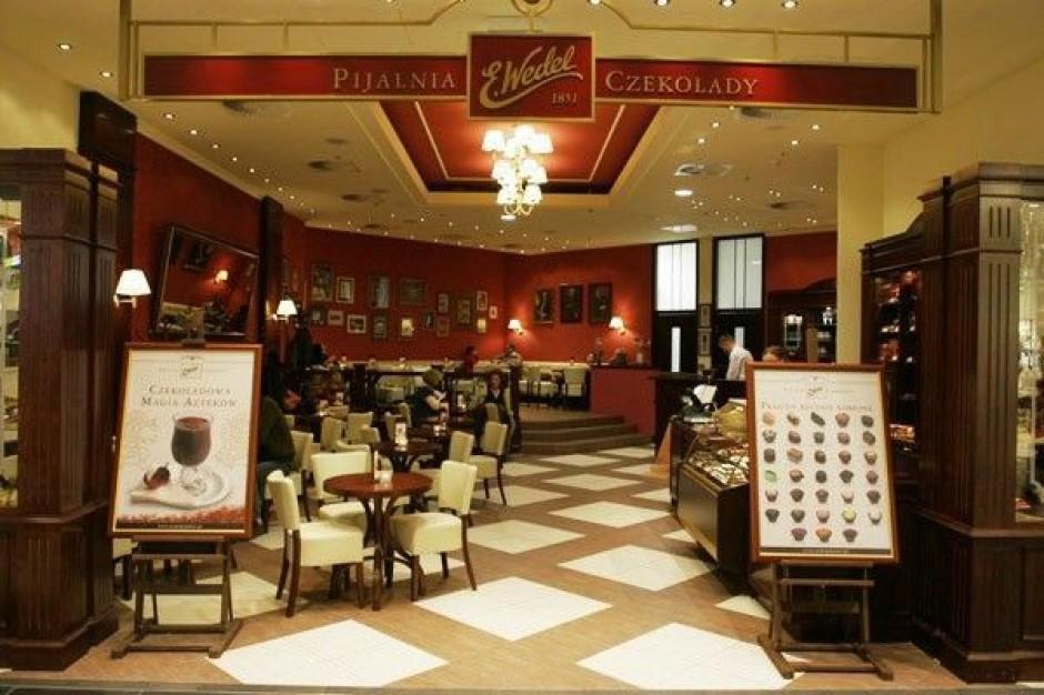 Lotte Wedel kupił pijalnie czekolady