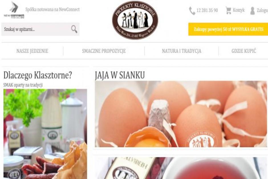 Produkty Klasztorne planują emisję akcji i obligacji na 1,5 mln zł