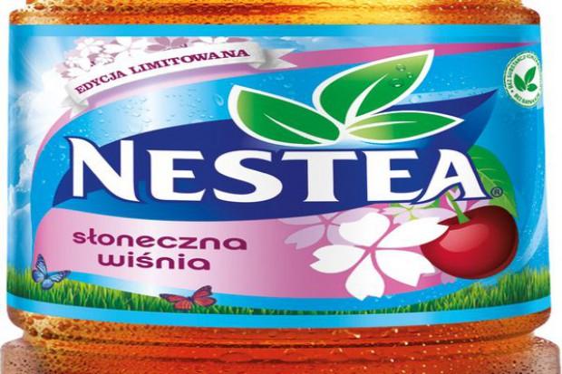 Limitowana edycja Nestea ze wsparciem sprzedaży