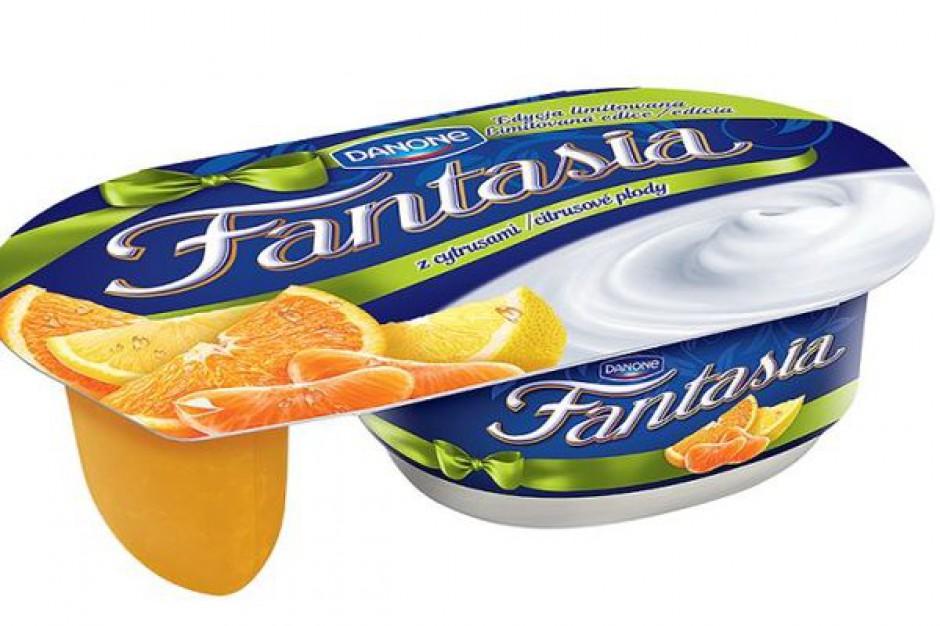 Limitowana edycja Danone Fantasia